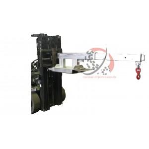 Forklift Fixed Short Jib 2500KG
