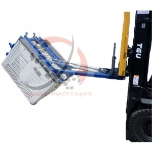 Hydraulic Forward Bin Tipper