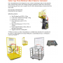 safety Cages (Flat Pack)